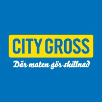 City gross rabattkod